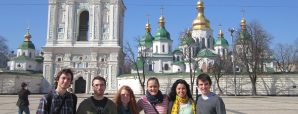 Study Abrod with EESA-Eastern European Study Abroad