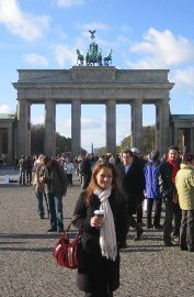 Berlin, Germany with EESA