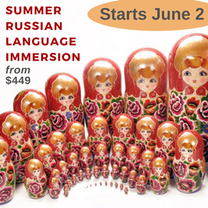 russian language immersion in Kharkiv, Ukraine